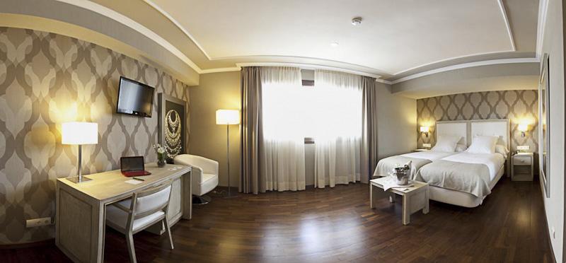 Hotel Os Olivos (A Coruu00f1a), habitaciones de primera calidad - Wi-fi ...