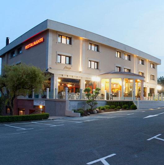 Hotel Os Olivos - Hotel con encanto en Coruu00f1a